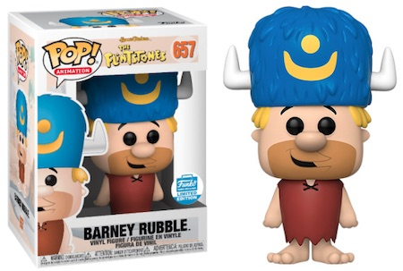 Ultimate Funko Pop The Flintstones Figures Checklist and Gallery 10
