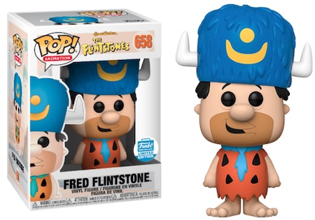 Ultimate Funko Pop The Flintstones Figures Checklist and Gallery 11