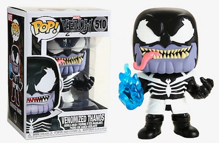 Ultimate Funko Pop Venom Figures Gallery and Checklist 31