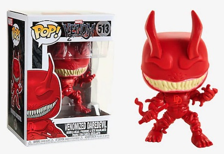 Ultimate Funko Pop Venom Figures Gallery and Checklist 37