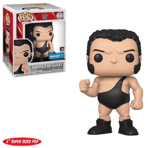 Ultimate Funko Pop WWE Figures Checklist and Gallery 93