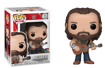 Ultimate Funko Pop WWE Wrestling Figures Checklist and Gallery 95