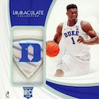 Hottest Zion Williamson Cards on eBay