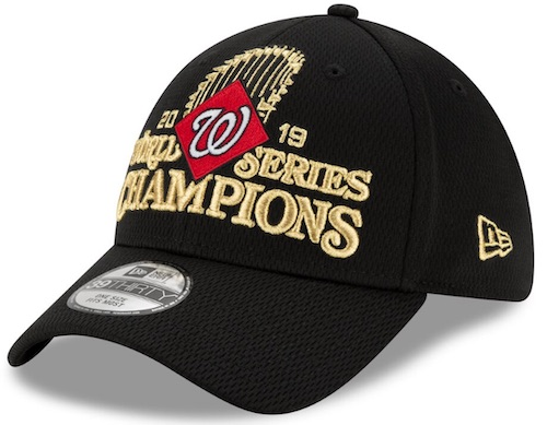 2019 Washington Nationals World Series Champions Memorabilia Guide 2