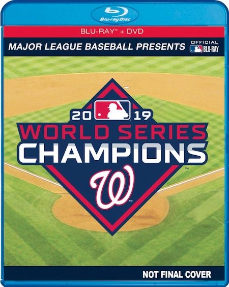 2019 Washington Nationals World Series Champions Memorabilia Guide 5