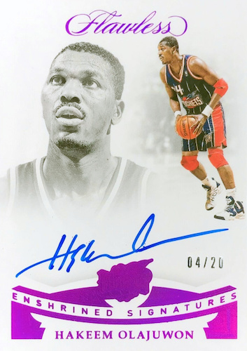 2018-19 Panini Flawless Basketball Cards 33