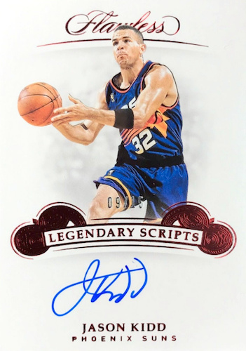 2018-19 Panini Flawless Basketball Cards 34