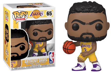 Ultimate Funko Pop Basketball Figures Gallery and Checklist 71