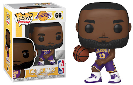 Ultimate Funko Pop Basketball Figures Gallery and Checklist 72