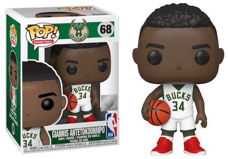 Ultimate Funko Pop Basketball Figures Gallery and Checklist 74