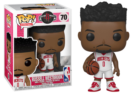 Ultimate Funko Pop Basketball Figures Gallery and Checklist 76