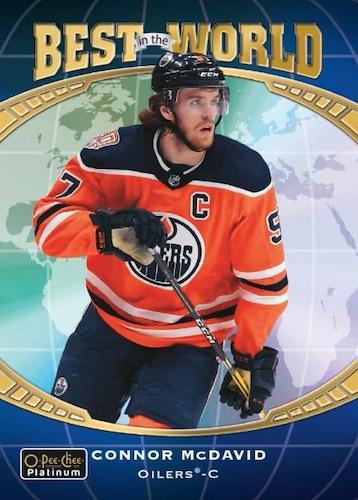 2019-20 O-Pee-Chee Platinum Hockey Cards 8