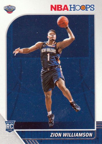 2019-20 Panini NBA Hoops Basketball Cards 27