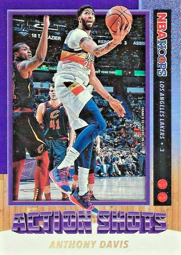2019-20 Panini NBA Hoops Basketball Cards 34