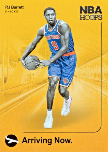 2019-20 Panini NBA Hoops Basketball Cards 39
