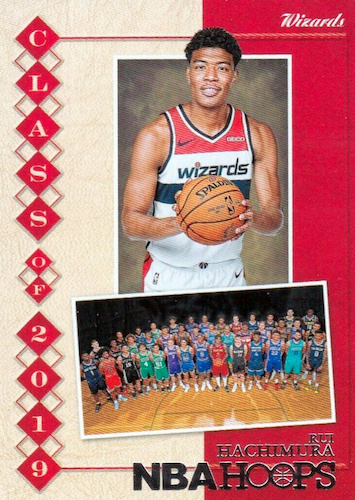 2019-20 Panini NBA Hoops Basketball Cards 37