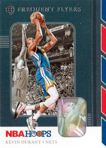 2019-20 Panini NBA Hoops Basketball Cards 43