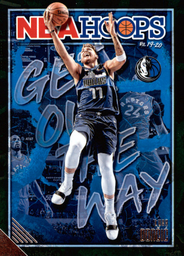 2019-20 Panini NBA Hoops Basketball Cards 40
