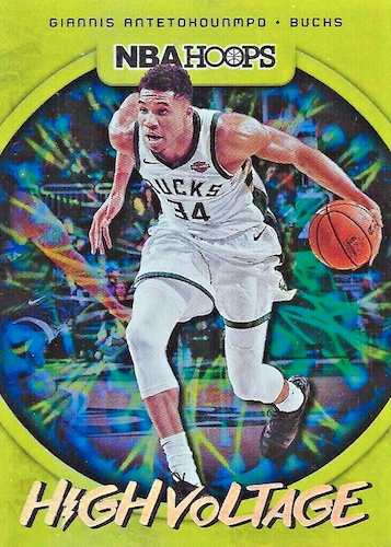 2019-20 Panini NBA Hoops Basketball Cards 41