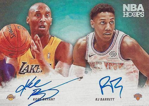 2019-20 Panini NBA Hoops Basketball Cards 33
