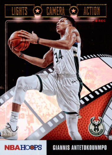 2019-20 Panini NBA Hoops Basketball Cards 43