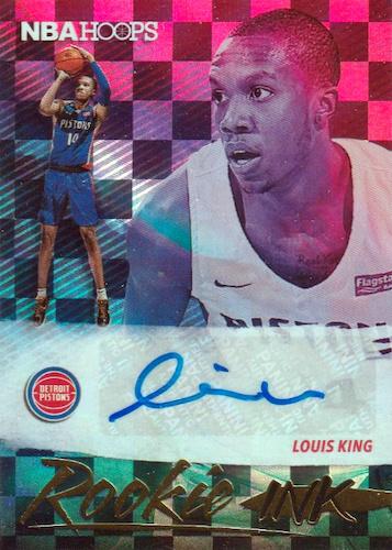 2019-20 Panini NBA Hoops Basketball Cards 35