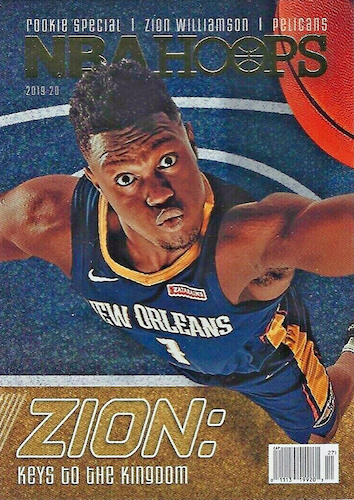 2019-20 Panini NBA Hoops Basketball Cards 46