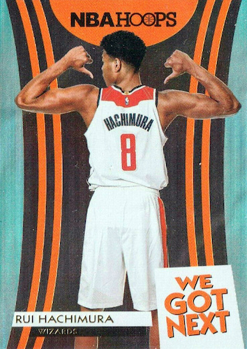 2019-20 Panini NBA Hoops Basketball Cards 49