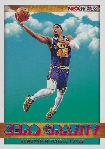 2019-20 Panini NBA Hoops Basketball Cards 54