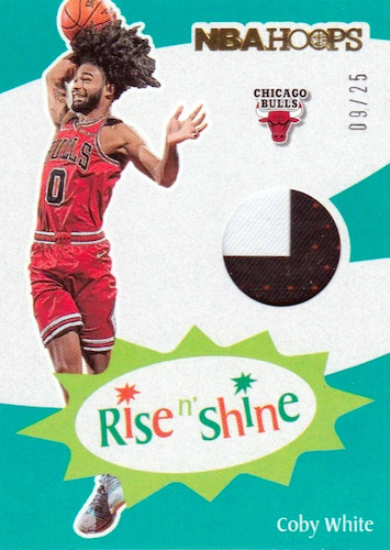 2019-20 Panini NBA Hoops Basketball Cards 32