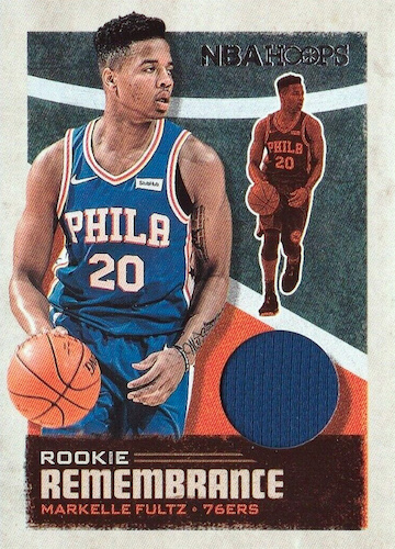 2019-20 Panini NBA Hoops Basketball Cards 33