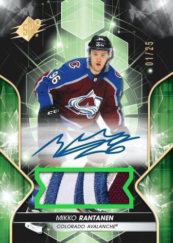 2019-20 SPx Hockey Cards 4