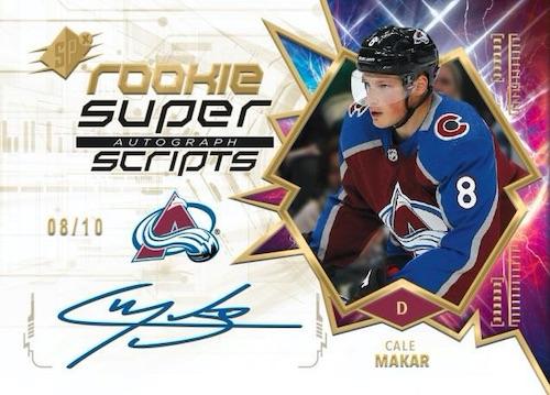 2019-20 SPx Hockey Cards 6