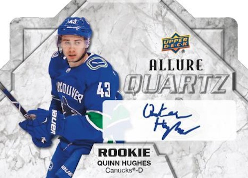 2019-20 Upper Deck Allure Hockey Cards 10