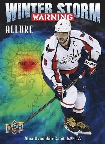 2019-20 Upper Deck Allure Hockey Cards 5