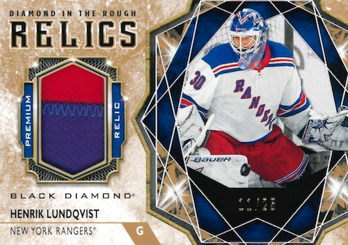 2019-20 Upper Deck Black Diamond Hockey Cards 40