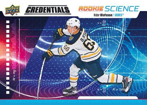 2019-20 Upper Deck Credentials Hockey Cards 4