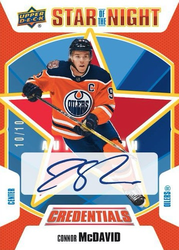 2019-20 Upper Deck Credentials Hockey Cards 11