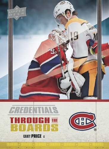 2019-20 Upper Deck Credentials Hockey Cards 5