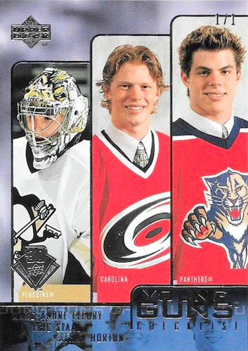 2019-20 Upper Deck Series 1 Hockey Cards 35