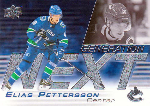 2019-20 Upper Deck Series 1 Hockey Cards 40