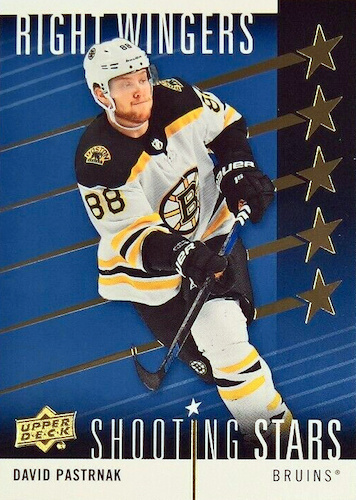 2019-20 Upper Deck Series 1 Hockey Cards 42