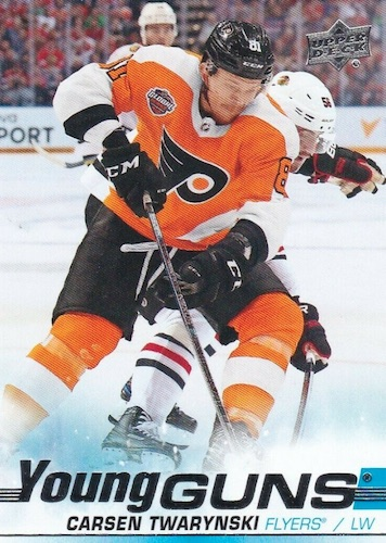 2019-20 Upper Deck Young Guns Rookie Gallery and Checklist 16