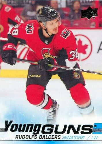 2019-20 Upper Deck Young Guns Rookie Gallery and Checklist 20