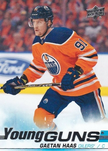 2019-20 Upper Deck Young Guns Rookie Gallery and Checklist 34