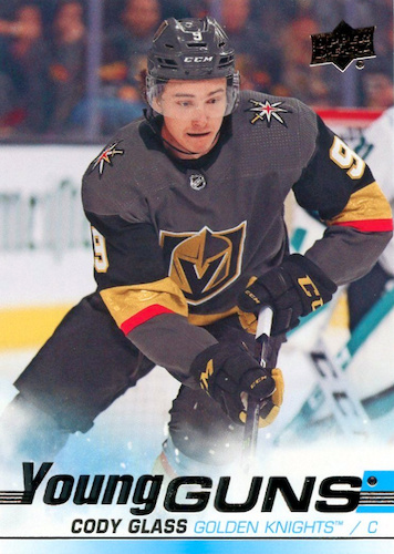 2019-20 Upper Deck Young Guns Rookie Gallery and Checklist 39