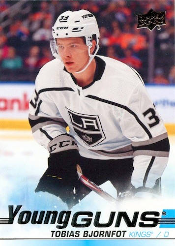 2019-20 Upper Deck Young Guns Rookie Gallery and Checklist 40