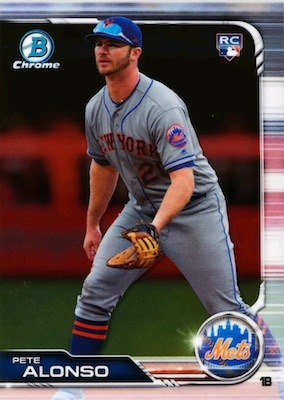 ROY! Pete Alonso Rookie Cards Guide and Top Prospects List 1
