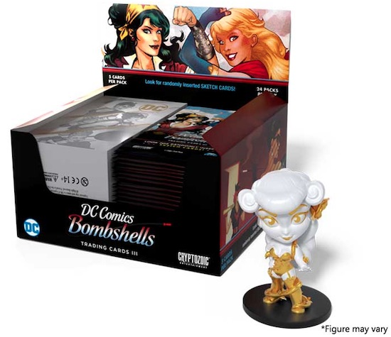 Site Contest Giveaway: Win a Free Cryptozoic Hobby Box 1