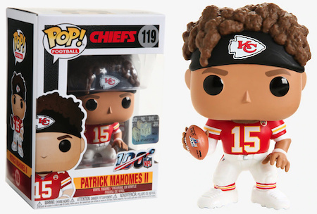 Ultimate Funko Pop NFL Football Figures Checklist and Gallery - 2020 Legends Figures 157